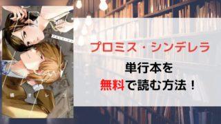 プロミス・シンデレラを全巻無料で読む方法を紹介。